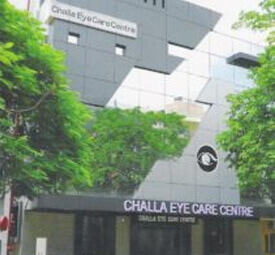 Top and Best Eye Hospital in Hyderabad